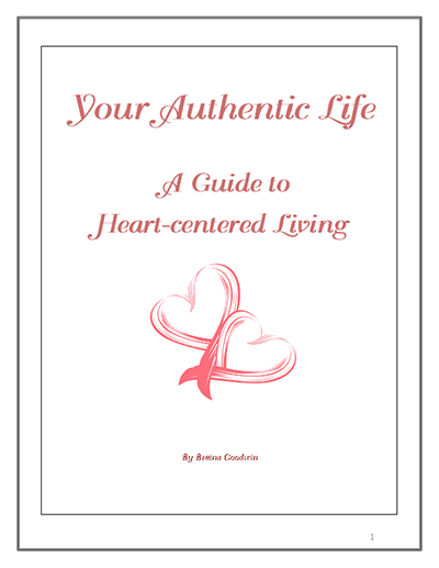 Your Authentic Life cover
